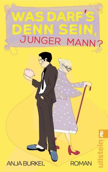 Anja Burkel: Was darf´s denn sein, junger Mann?