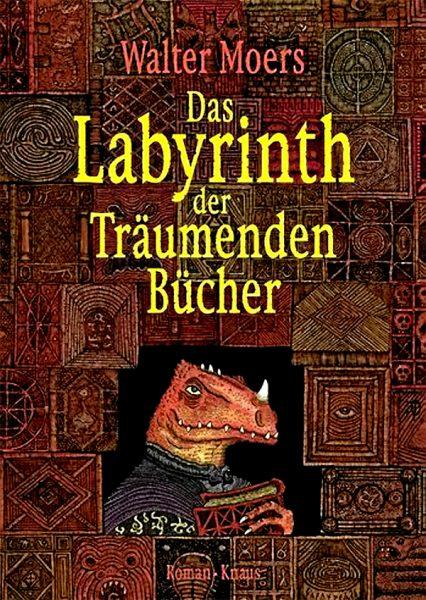 Das Labyrinth der Träumenden Bücher - Walter Moers