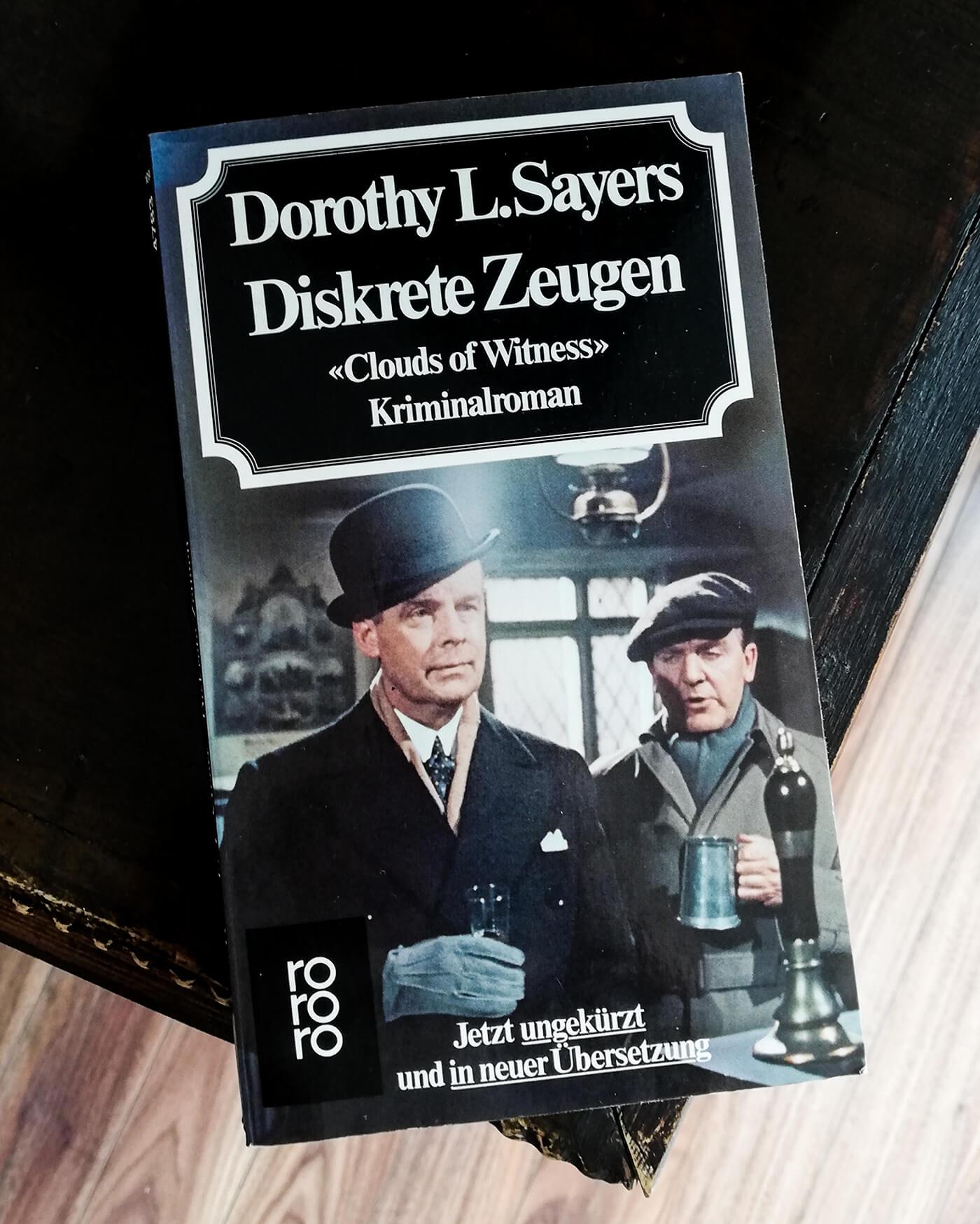 Dorothy Sayers Diskrete Zeugen Peter Wimsey