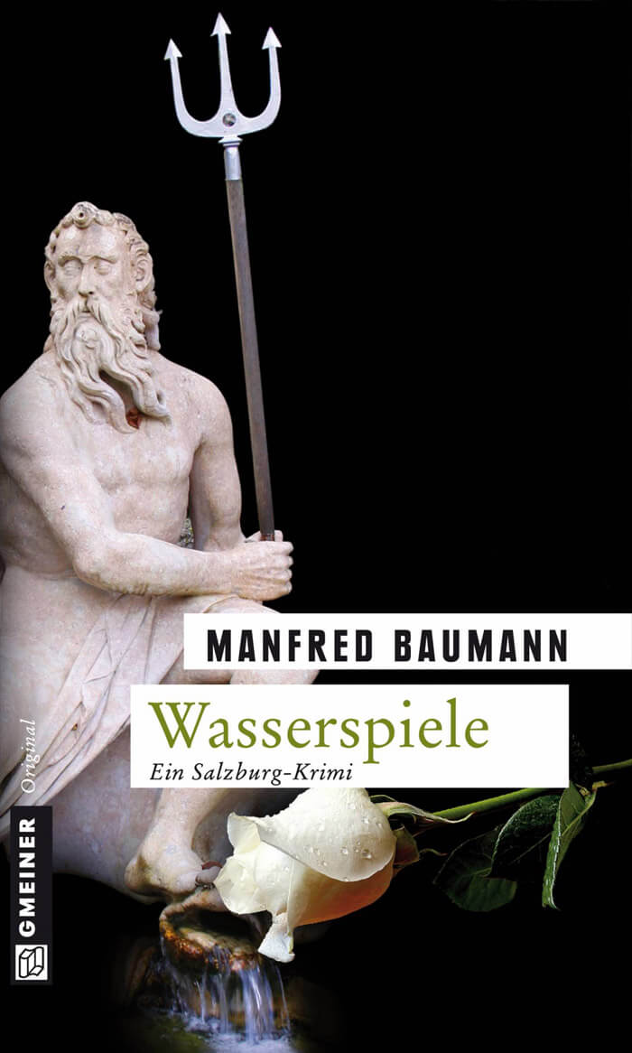 Krimi Empfehlung Manfred Baumann - Wasserspiele