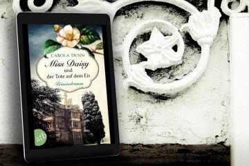 Carola Dunn: Miss Daisy und der Tote auf dem Eis