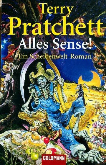 Terry Pratchett: Alles Sense!