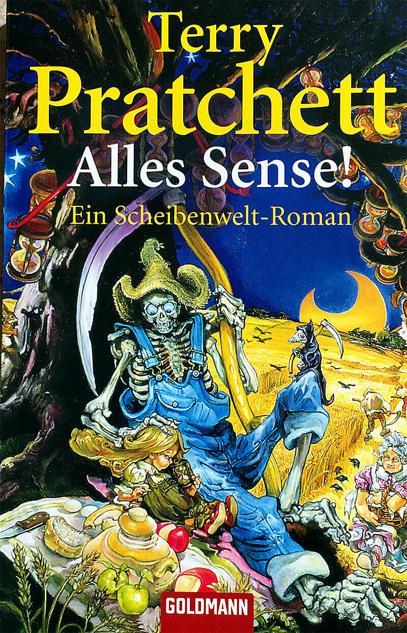 Rezension Terry Pratchett Alles Sense ein Scheibenweltroman