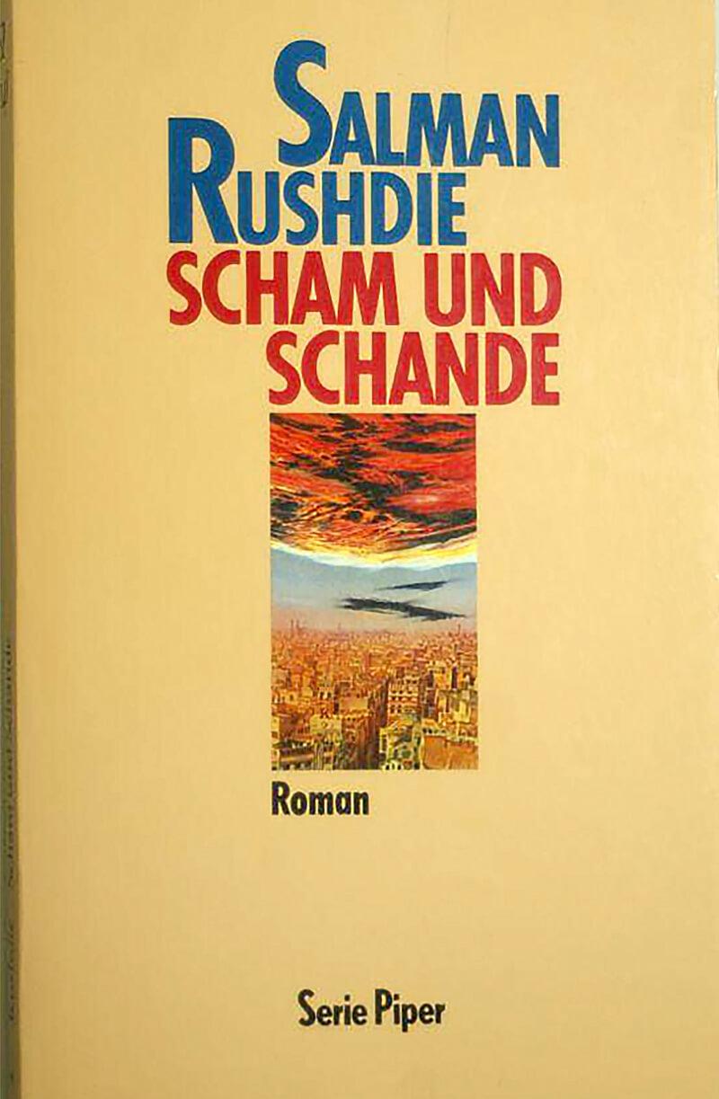 Roman Scham und Schande Salman Rushdie