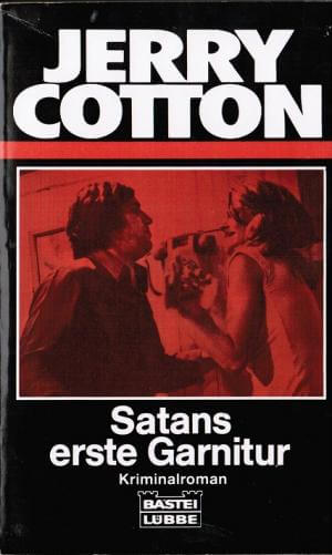 Satans-erste-Garnitur-Kriminalroman-Jerry Cotton