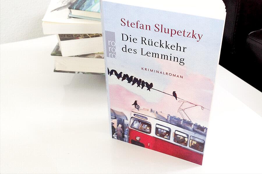 Stefan Slupetzky - Die Rückkehr des Lemming Krimi aus Österreich