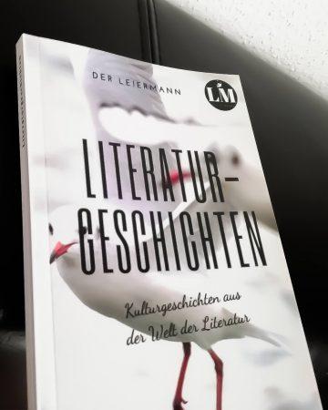 Thomas Stiegler: Literaturgeschichten