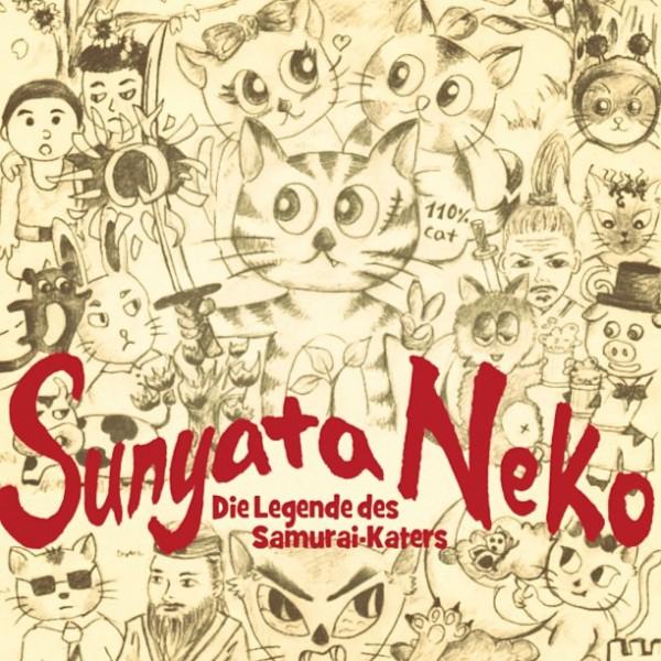 Sunyata Neko - Die Legende des Samurai-K