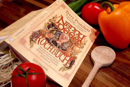 Terry Prachett Nanny Oggs Kochbuch