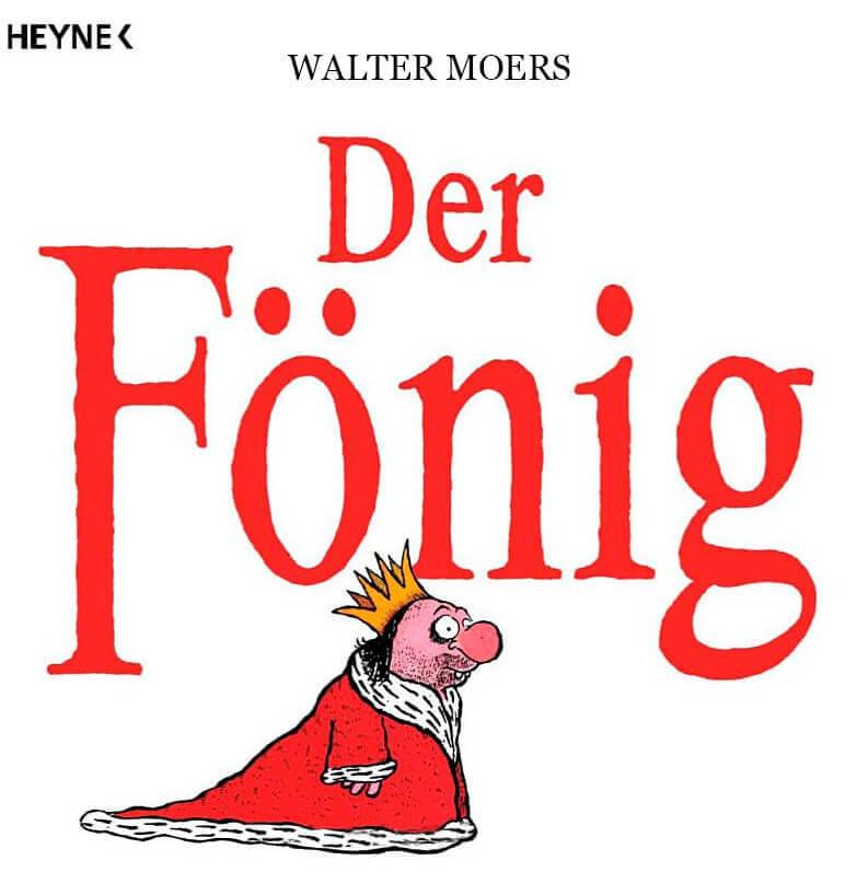Walter Moers Der Fönig Blücher Der Buchblog