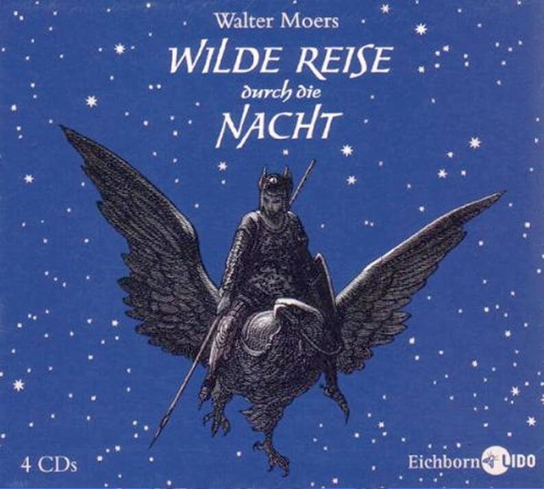 Walter Moers Wilde Reise Durch Die Nacht Blücher Der
