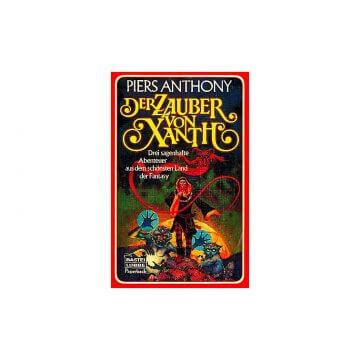 Piers Anthony: Der Zauber von Xanth