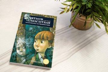 Louise Arnold: Arthur Unsichtbar