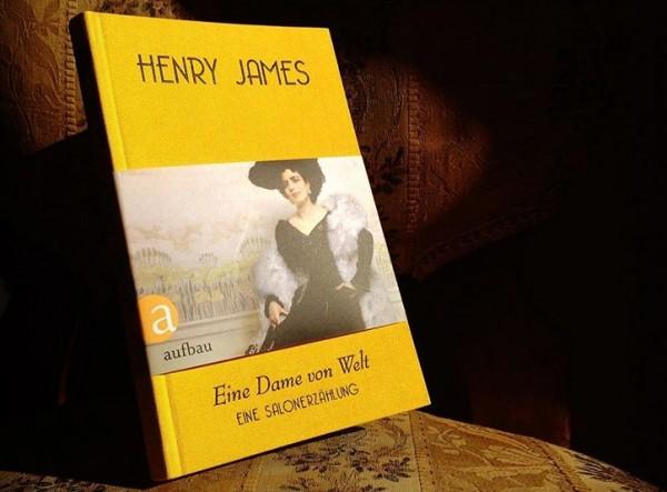 Eine Dame von Welt von Henry James