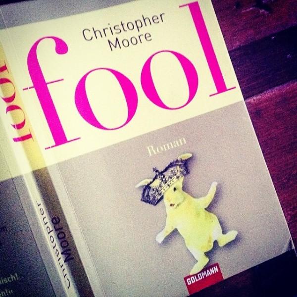 fool - cristopher moore