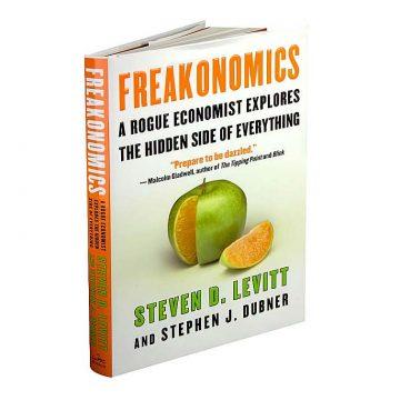 Steven D. Levitt, Stephen J. Dubner: Freakonomics – Überraschende Antworten auf alltägliche Lebensfragen