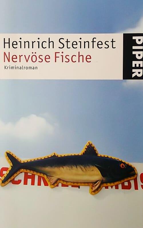 heinrich steinfest - nervoese fische krimi aus österreich