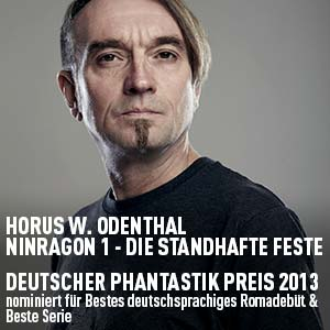 """""""Ninragon"""" für den Deutschen Phantastik Preis 2013 nominiert"""