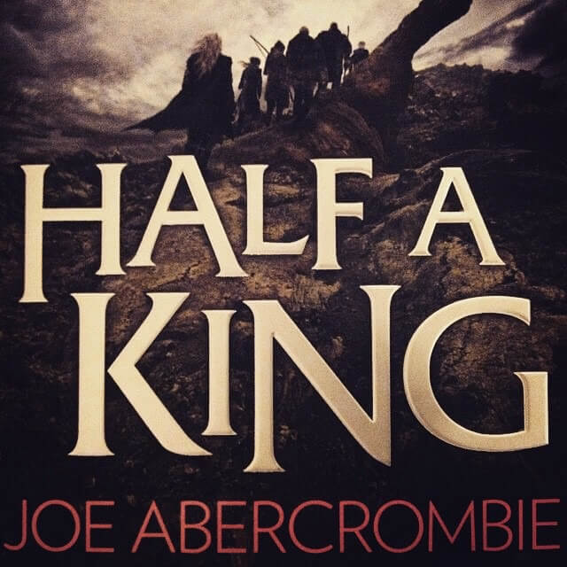 Half a aKing by Joe Au