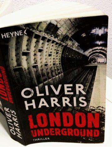 Oliver Harris: London Underground