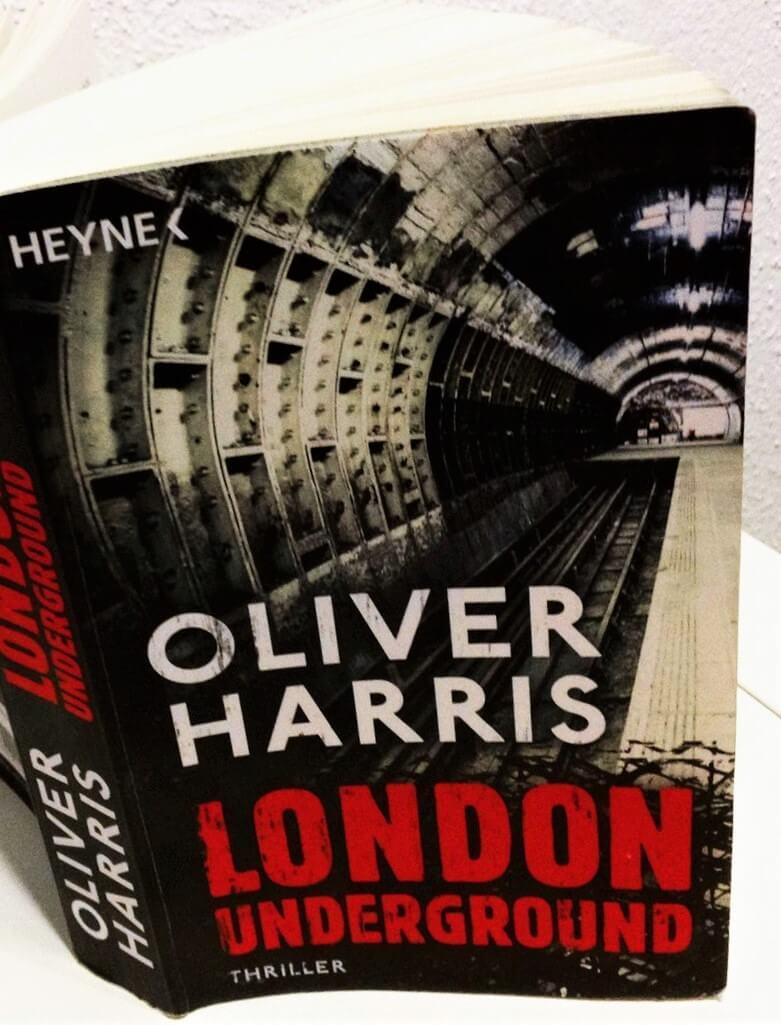 Rezension zu Oliver Harris: London Underground