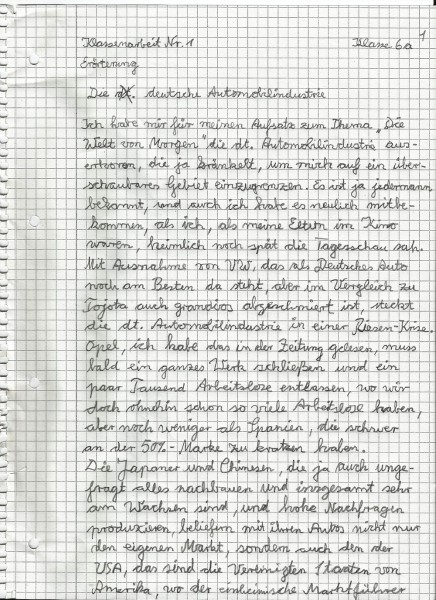 lose Blätter - Andreas Schumachern