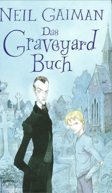 Neil Gaiman: Das Graveyard Buch