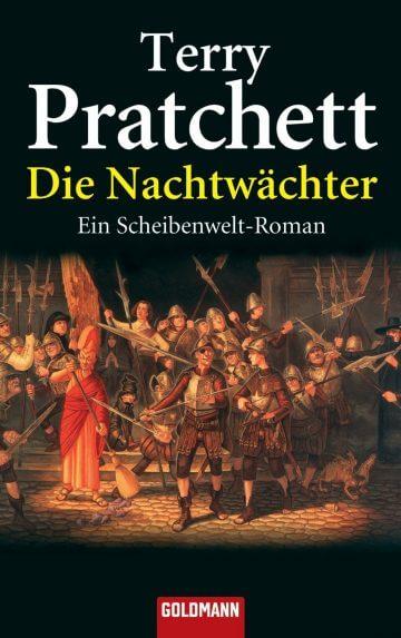 Terry Pratchett: Die Nachtwächter
