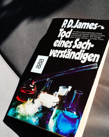 P. D. James: Tod eines Sachverständigen