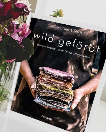 Abigail Booth: wild gefärbt